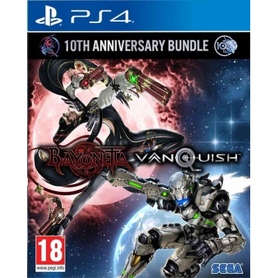 PS4 hra Bayonetta & Vanquish 10th Anniversary Bundle