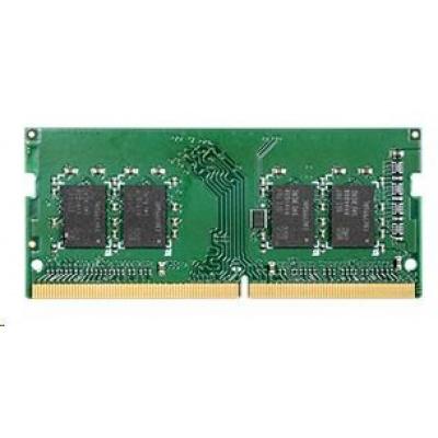 Synology rozšiřující paměť 4GB DDR4-2666 pro RS820RP+,RS820+,DS2419+,DS1819+,DS1618+,DS920+,DS720+,DS420+,DS220+,DVA3219
