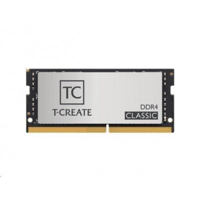 SODIMM DDR4 16GB 2666MHz, CL19, (KIT 1x16GB), T-CREATE CLASSIC