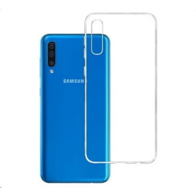3mk ochranný kryt Clear Case pro Samsung Galaxy A50 (SM-A505), čirý