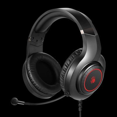 A4tech herní sluchátka Bloody G220, podsvícení