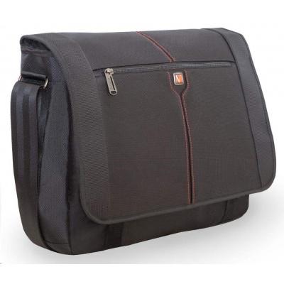 "VERBATIM Taška Notebook Messenger Bag ""Berlin"" 16"" Black"