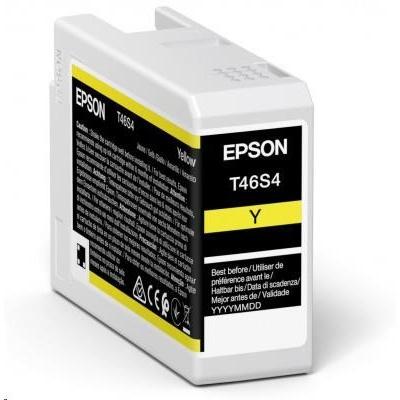 EPSON ink Singlepack Yellow T46S4 UltraChrome Pro 10 ink 25ml