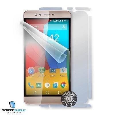 ScreenShield fólie na celé tělo pro Prestigio PSP 5502 DUO MUZE A5