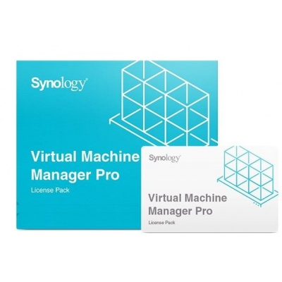 Synology licence Virtual Machine Manager Pro - 7-Node, 1 rok