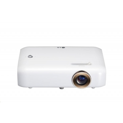 LG projektor PH550G - DLP, 1280x720, HDMI / MHL, USB, speaker, LED 30.000hodin