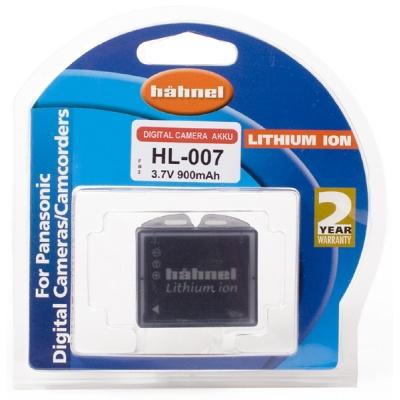 Hahnel Baterie Hahnel Panasonic HL-007 / CGA-S007 Baterie Hahnel Panasonic HL-007 / CGA-S007