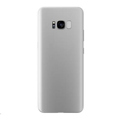 3mk ochranný kryt NaturalCase pro Samsung Galaxy S8+ (SM-G955), transparentní bílá