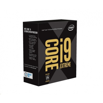 CPU INTEL Core i9-10980XE 3,0 GHz 24,75MB L3 LGA2066 BOX (neobsahuje chladič)