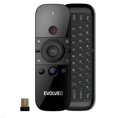 EVOLVEO FlyMotion D1, bezdrátová gyroskopická myš s klávesnicí