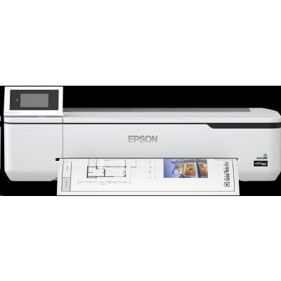 EPSON tiskárna ink SureColor SC-T2100 - wireless printer (no stand), 1.200 x 2.400 dpi ,A1 ,4 ink, USB ,LAN, Wi-Fi