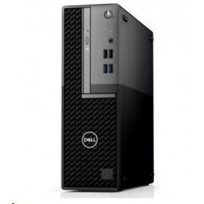 DELL PC Optiplex 3080 SFF/Core i3-10105/8GB/256GB SSD/Integrated/TPM/DVD RW/No Wifi/Kb/Mouse/W10Pro/3Y Basic Onsite