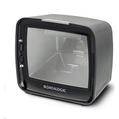 Datalogic Magellan 3450VSi, 2D, multi-IF, kit (USB), dark grey