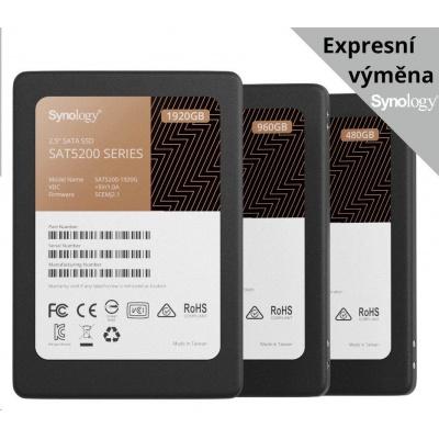 "Synology SAT5200 SSD 2,5"" 960 GB"