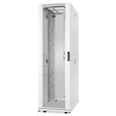 APC NetShelter SX 42U 750mm Wide x 1200mm Deep Networking Enclosure with Sides White