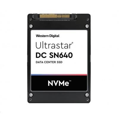 Western Digital Ultrastar® SSD 1920GB (WUS4BB019D7P3E1)DC SN640 SFF-7 7MM PCIe TLC RI-0.8DW/D BICS4 SE