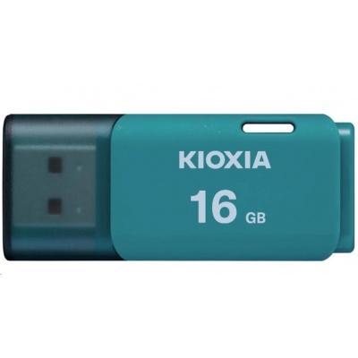 KIOXIA Hayabusa Flash drive 16GB U202, Aqua