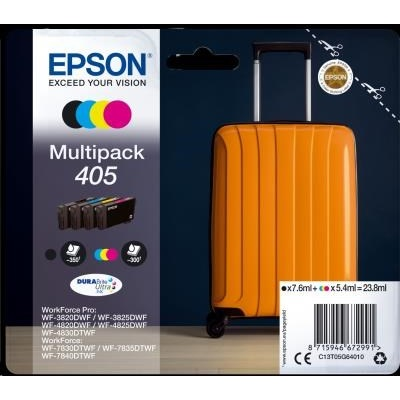 EPSON ink Multipack 4-colours 405 Durabrite Ultra