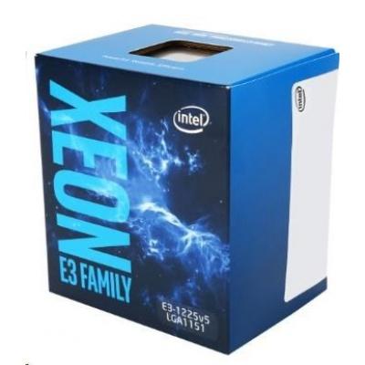 CPU INTEL XEON E3-1225 v6, LGA1151, 3.30 GHz, 8MB L3, VGA HD P630, 80W, BOX