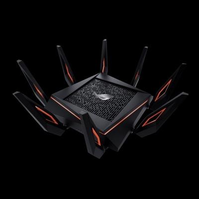 ASUS GT-AX11000 Wireless AX11000 Gigabit Router, 4x 2.5 gigabit RJ45, 2x USB3.1
