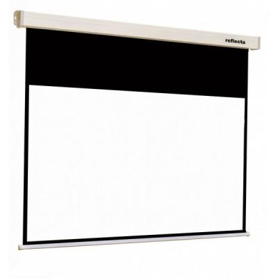 Reflecta ROLLO Crystal Lux (200x152cm, 16:9, viditelné 196x110cm) plátno roletové