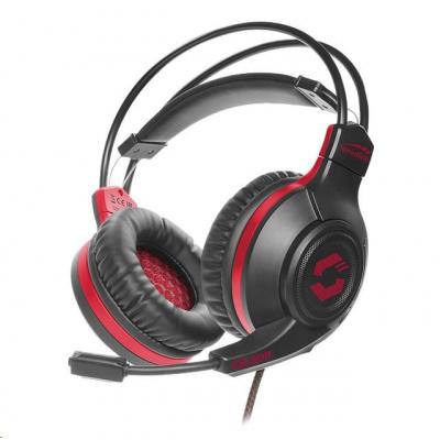 SPEED LINK sluchátka CELSOR Gaming Headset, černá