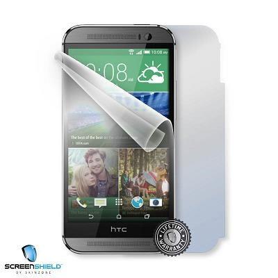 ScreenShield fólie na celé tělo pro HTC One M8s