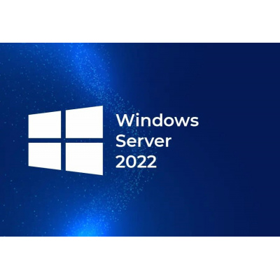 HPE Microsoft Windows Server 2022 Datacenter Edition ROK 16Core No Reassignment Rights CZ EN PL RU SV