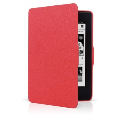 CONNECT IT pouzdro pro Amazon Kindle Paperwhite 1/2/3, červená