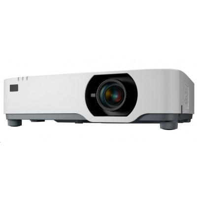 NEC Projektor LCD PE455WL (1280x1800,4500ANSI,500000:1)  20 000h lamp laser,D-SUB,HDBT, HDMI,, LAN,optionl WLAN