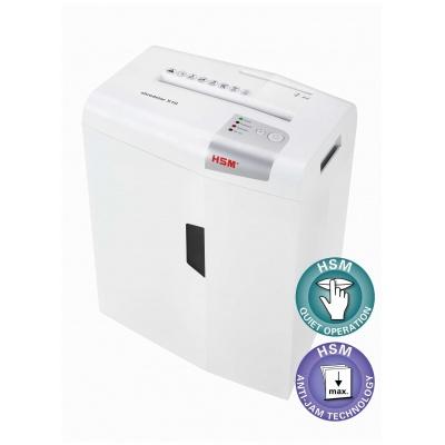 HSM skartovač ShredStar X10 White (velikost řezu 4,5x30mm, DIN P-4 (3))