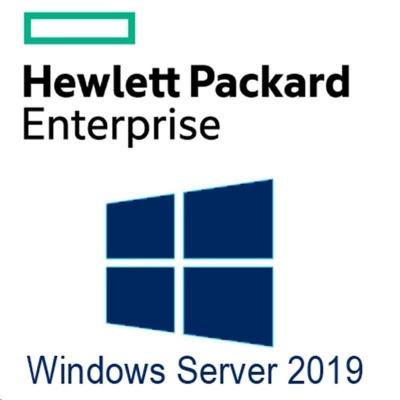 HPE Microsoft Windows Server 2019 Essentials Edition 1-2P CZ (25user/50dev) OEM
