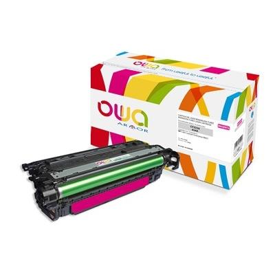 OWA Armor toner pro HP Color Laserjet Ese M651, 15000 Stran, CF333A, červená/magenta