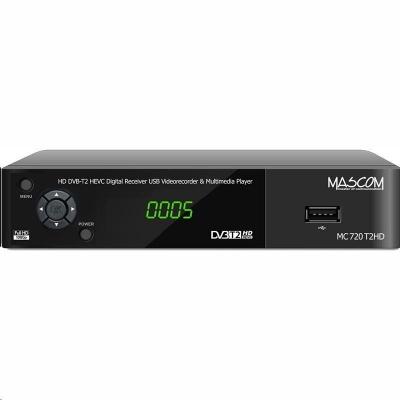 Mascom MC720T2 HD set-top box