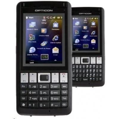 Opticon H21 1D Odolné PDA s WM 6.5, Bluetooth+GSM/GPRS+WLAN, WM 6.5, numerická kl.