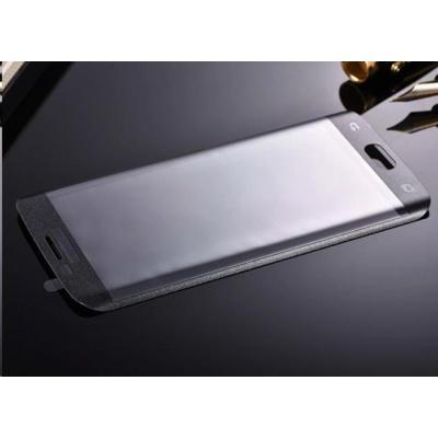 Aligator ochrana displeje Glass Full Cover pro Samsung Galaxy S6 Edge, černá
