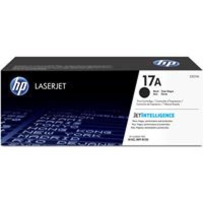 HP 17A Black  Original LaserJet Toner Cartridge (CF217A)