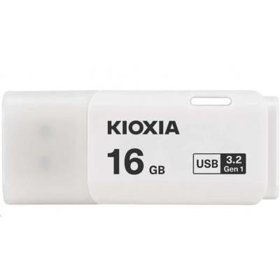 KIOXIA Hayabusa Flash drive 16GB U301, bílá