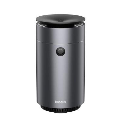 Baseus aromatický difuzor a zvlhčovač vzduchu 75ml, šedá