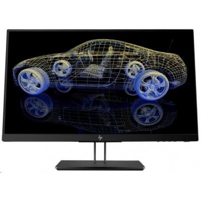 "HP LCD Z23n G2 Monitor 23"" wide (1920x1080), IPS, 16:9, 250nits, 5ms,1000:1, VGA, DisplayPort, HDMI, 3xUSB3.0)"