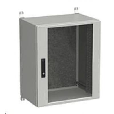Solarix rozvaděč nástěnný venkovní LC-20 15U 600x300mm, dveře sklo, LC-20-15U-63-12-G