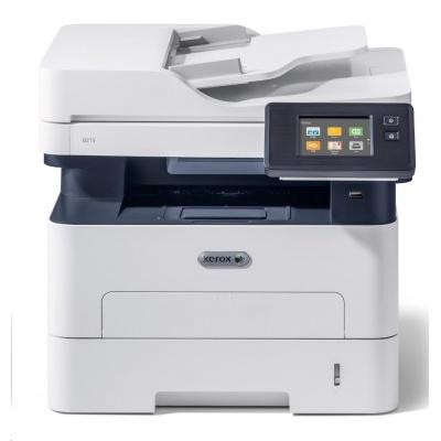 Xerox B215V_DNI ČB laser. MFZ, A4, USB/Ethernet, 256mb, DUPLEX,  ADF, 30ppm, NET, Wifi, Apple AirPrint, Google