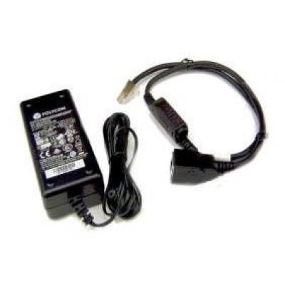 Polycom napájecí adaptér pro SoundStation IP 6000 / Polycom Touch Panel