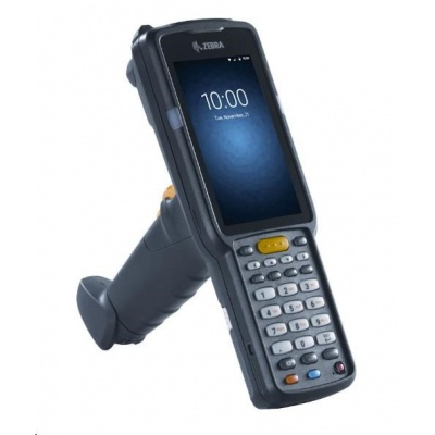 Zebra Terminál MC3300 WLAN, BT, GUN, 1D, 38 KEY, 2X, ADR, 2/16GB, ROW, Android