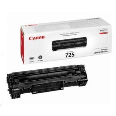 Canon LASER TONER black CRG-725 (CRG725) 1 600 stran*
