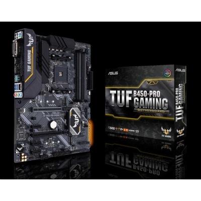 ASUS MB Sc AM4 TUF B450-PRO GAMING, AMD B450, 4xDDR4, VGA