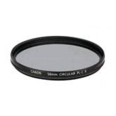 Canon filtr 58 mm PL-C B polarizační filtr