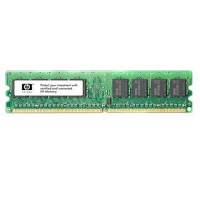 HP 8GB (1x8GB) Dual Rank x4 PC3-10600 (DDR3-1333) Registered CAS-9 Memory Kit Refurbished