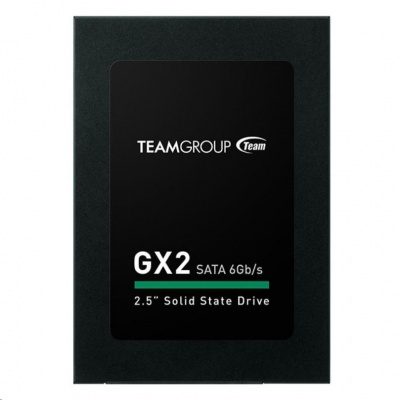 """Team SSD 2.5"""" 256GB GX2 (500/400 MB/s)"""