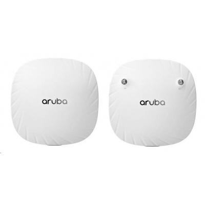 Aruba AP-505 (RW) Dual Radio 2x2:2 802.11ax Internal Antennas Unified Campus AP.